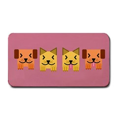 Pet Animal Feline Domestic Animals Medium Bar Mats