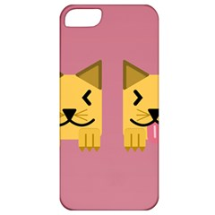 Pet Animal Feline Domestic Animals Apple Iphone 5 Classic Hardshell Case