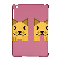 Pet Animal Feline Domestic Animals Apple Ipad Mini Hardshell Case (compatible With Smart Cover) by Simbadda