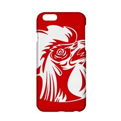 Cock Logo Emblem Symbol France Apple Iphone 6/6s Hardshell Case