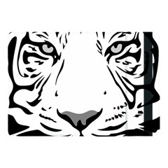 Tiger Pattern Animal Design Flat Apple Ipad Pro 10 5   Flip Case