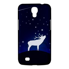 Design Painting Sky Moon Nature Samsung Galaxy Mega 6 3  I9200 Hardshell Case