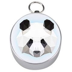Background Show Graphic Art Panda Silver Compasses