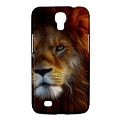 Fractalius Big Cat Animal Samsung Galaxy Mega 6 3  I9200 Hardshell Case