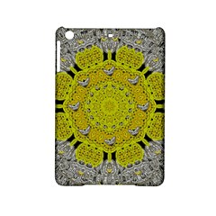 Sunshine And Silver Hearts In Love Ipad Mini 2 Hardshell Cases by pepitasart