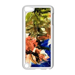 Pagoda And Calligraphy Apple Ipod Touch 5 Case (white) by bestdesignintheworld