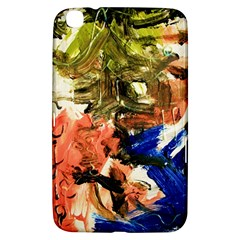 Pagoda And Calligraphy Samsung Galaxy Tab 3 (8 ) T3100 Hardshell Case  by bestdesignintheworld