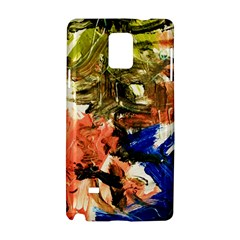 Pagoda And Calligraphy Samsung Galaxy Note 4 Hardshell Case by bestdesignintheworld