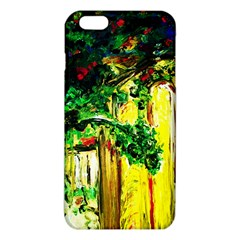 Old Tree And House With An Arch 2 Iphone 6 Plus/6s Plus Tpu Case by bestdesignintheworld