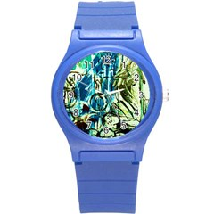 Clocls And Watches 3 Round Plastic Sport Watch (s) by bestdesignintheworld