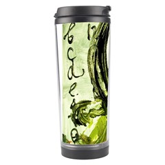 Pagoda Calligraphy 2 Travel Tumbler by bestdesignintheworld