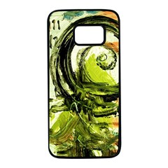 Pagoda Calligraphy 2 Samsung Galaxy S7 Black Seamless Case by bestdesignintheworld