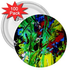 Perfect Night For Samurai-1/2 3  Buttons (100 Pack)  by bestdesignintheworld