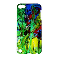 Perfect Night For Samurai 1/2 Apple Ipod Touch 5 Hardshell Case by bestdesignintheworld