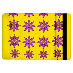 Fantasy Flower In The Happy Jungle Of Beauty Ipad Air Flip by pepitasart