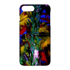 Night At The Foot Of Fudziama 1 Apple Iphone 8 Plus Hardshell Case by bestdesignintheworld