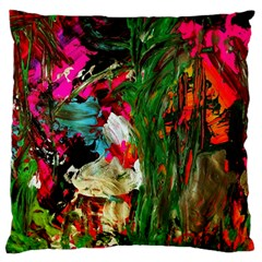 Sunset In A Mountains 1 Standard Flano Cushion Case (one Side) by bestdesignintheworld