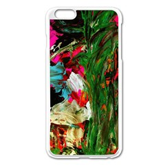 Sunset In A Mountains 1 Apple Iphone 6 Plus/6s Plus Enamel White Case by bestdesignintheworld