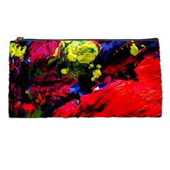 Night, Pond And Moonlight 1 Pencil Cases by bestdesignintheworld