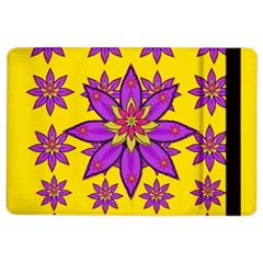 Fantasy Big Flowers In The Happy Jungle Of Love Ipad Air 2 Flip by pepitasart