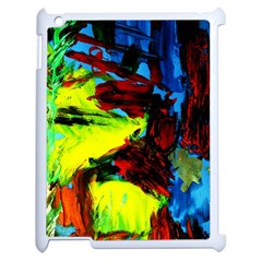 3 Apple Ipad 2 Case (white) by bestdesignintheworld
