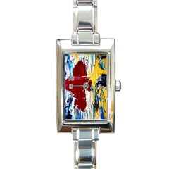 Point Of View #2 Rectangle Italian Charm Watch by bestdesignintheworld