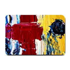 Point Of View #2 Small Doormat  by bestdesignintheworld