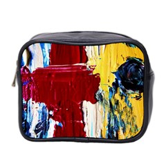 Point Of View #2 Mini Toiletries Bag 2 Side by bestdesignintheworld
