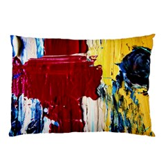 Point Of View #2 Pillow Case (two Sides) by bestdesignintheworld