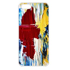 Point Of View #2 Apple Iphone 5 Seamless Case (white) by bestdesignintheworld