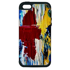 Point Of View #2 Apple Iphone 5 Hardshell Case (pc+silicone) by bestdesignintheworld