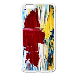 Point Of View #2 Apple Iphone 6 Plus/6s Plus Enamel White Case by bestdesignintheworld