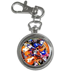 Smashed Butterfly Key Chain Watches by bestdesignintheworld