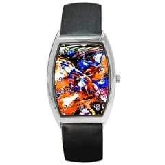 Smashed Butterfly Barrel Style Metal Watch by bestdesignintheworld