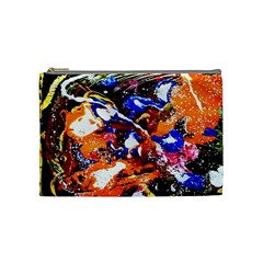 Smashed Butterfly Cosmetic Bag (medium)  by bestdesignintheworld