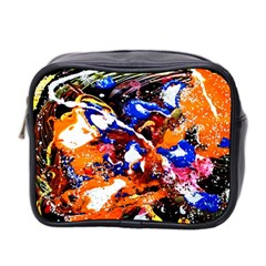 Smashed Butterfly Mini Toiletries Bag 2 Side by bestdesignintheworld
