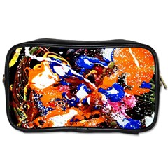 Smashed Butterfly Toiletries Bags by bestdesignintheworld