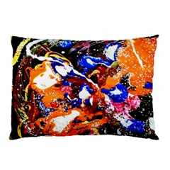 Smashed Butterfly Pillow Case (two Sides) by bestdesignintheworld