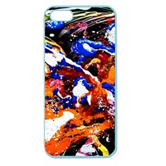 Smashed Butterfly Apple Seamless Iphone 5 Case (color) by bestdesignintheworld