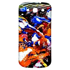 Smashed Butterfly Samsung Galaxy S3 S Iii Classic Hardshell Back Case by bestdesignintheworld