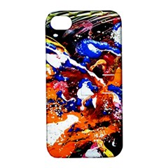 Smashed Butterfly Apple Iphone 4/4s Hardshell Case With Stand by bestdesignintheworld