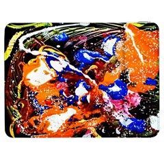 Smashed Butterfly Samsung Galaxy Tab 7  P1000 Flip Case by bestdesignintheworld