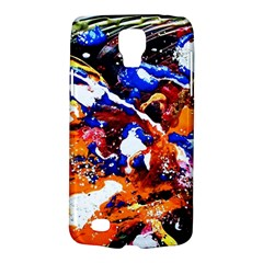 Smashed Butterfly Galaxy S4 Active by bestdesignintheworld