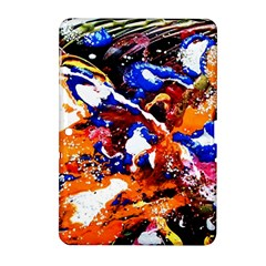 Smashed Butterfly Samsung Galaxy Tab 2 (10 1 ) P5100 Hardshell Case  by bestdesignintheworld