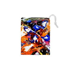 Smashed Butterfly Drawstring Pouches (xs)  by bestdesignintheworld