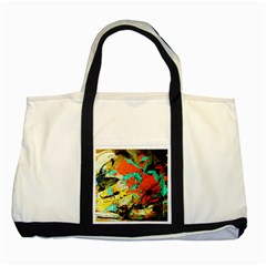 Fragrance Of Kenia 9 Two Tone Tote Bag by bestdesignintheworld