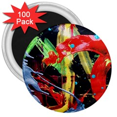 Enigma 3 3  Magnets (100 Pack)