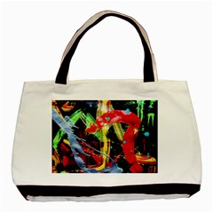 Enigma 3 Basic Tote Bag