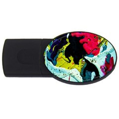 Buffalo Vision Usb Flash Drive Oval (4 Gb) by bestdesignintheworld