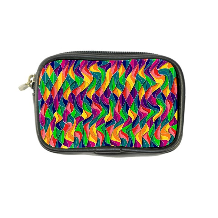 ARTWORK BY PATRICK-COLORFUL-44 Coin Purse